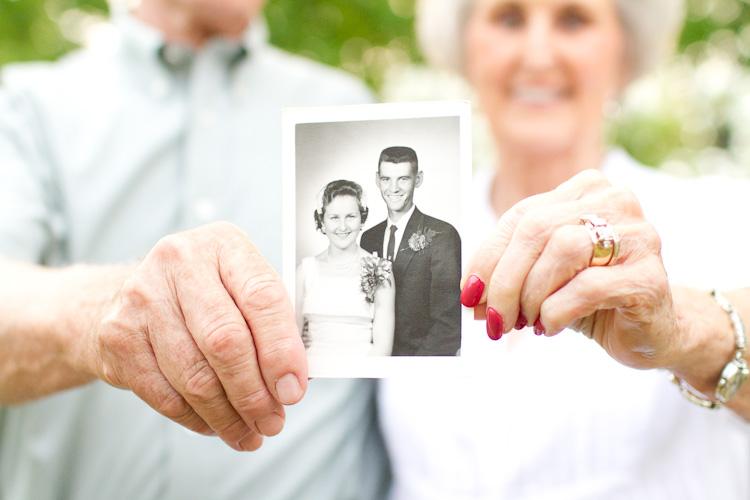 10 лучших подарков на золотую свадьбу