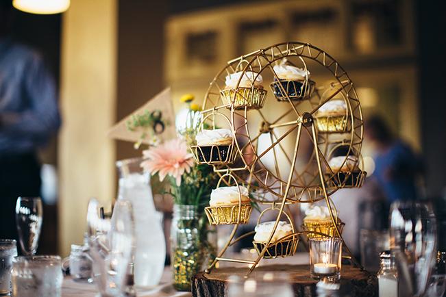 Свадебные закуски: 13 идей для фуд-баров